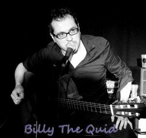 Billy, Laurent, Guitare, Micro
