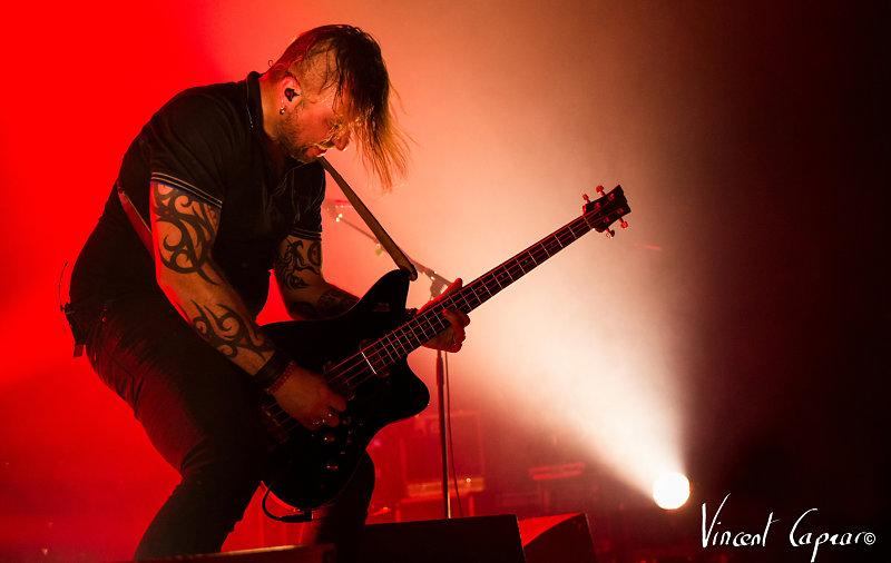 En concert, Yves, photo Vincent Capraro