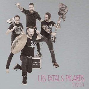 14.11.14, live album des Fatals picards