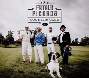 8e album des Fatals picards, Country club, CD