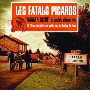 Fatals sur scène, live album des Fatals picards