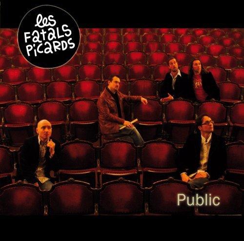 premier album des Fatals picards en live, Public