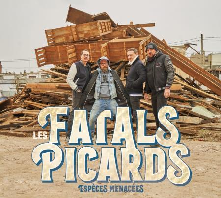 Espèces menacées, 9e album des Fatals picards
