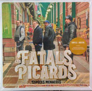 9e album des Fatals picards vinyle